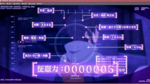 世界征服 01話