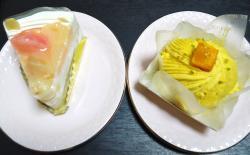 ケーキ ●