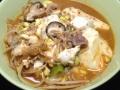 スンドゥプ風肉豆腐