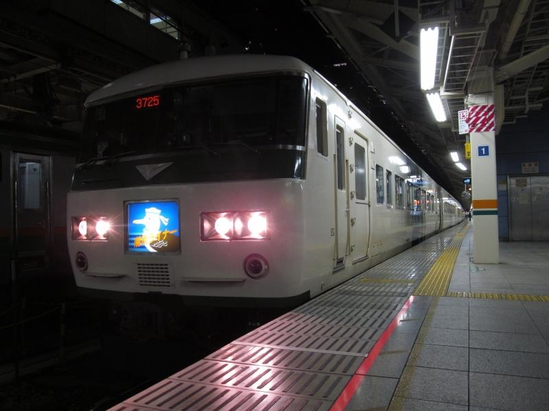 石川台の鉄活動日記-185A8 湘南ライナー