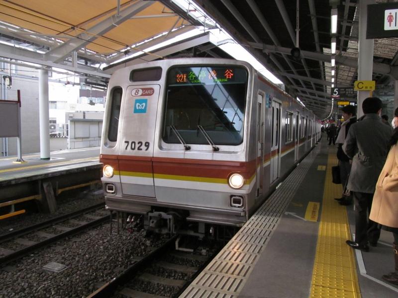 石川台の鉄活動日記-7129F 32K