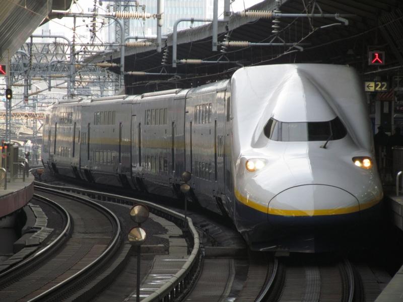 石川台の鉄活動日記-E4 P52
