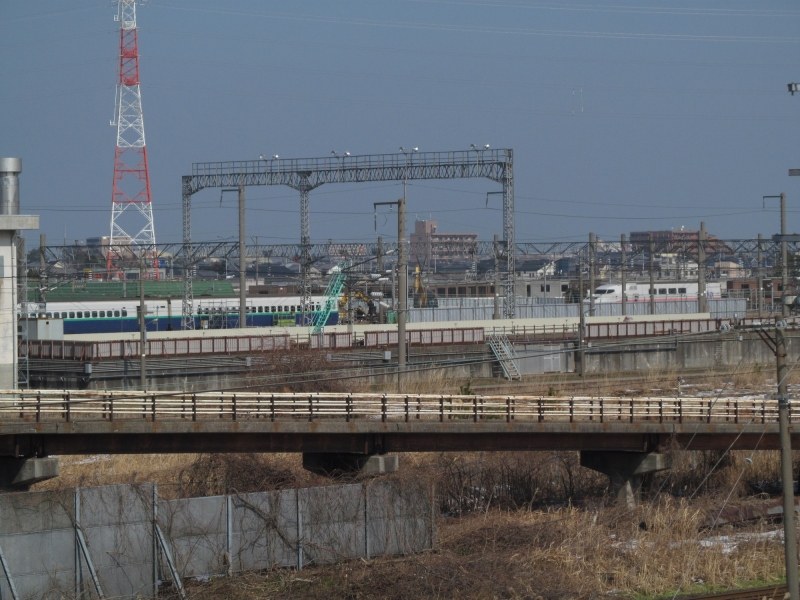 石川台の鉄活動日記-新一 解体