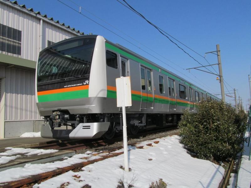 石川台の鉄活動日記-E233L17