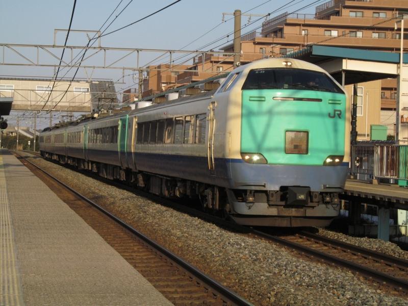 石川台の鉄活動日記-485 R22 いなほ