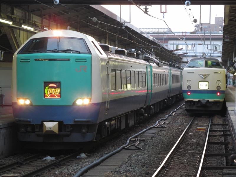 石川台の鉄活動日記-485 R22 T12