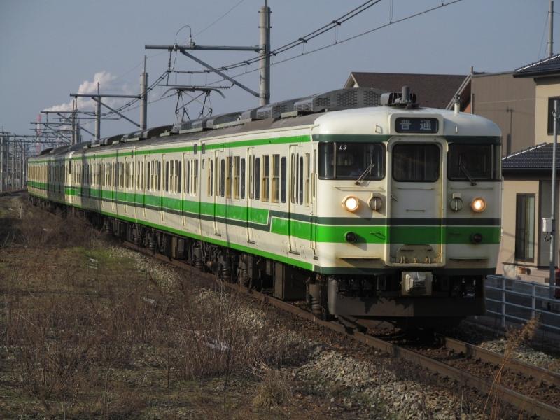 石川台の鉄活動日記-115 L3