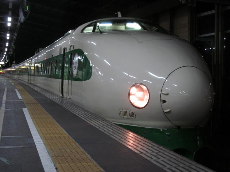 石川台の鉄活動日記-200K47 東京方 新潟 1
