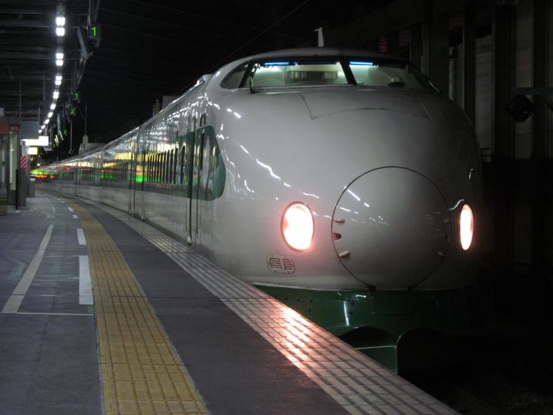石川台の鉄活動日記-200K47 東京方 新潟 2