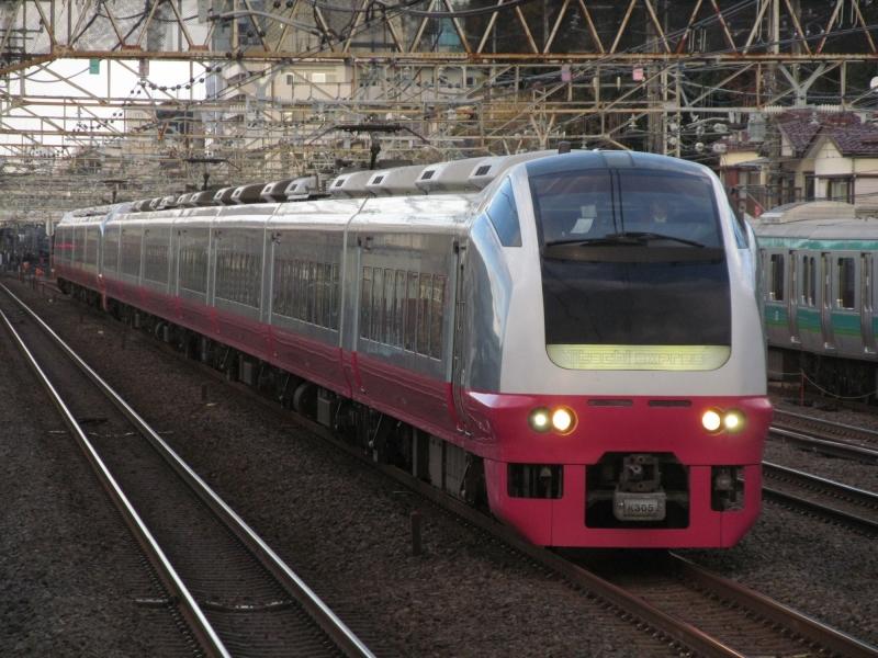 石川台の鉄活動日記-E653red