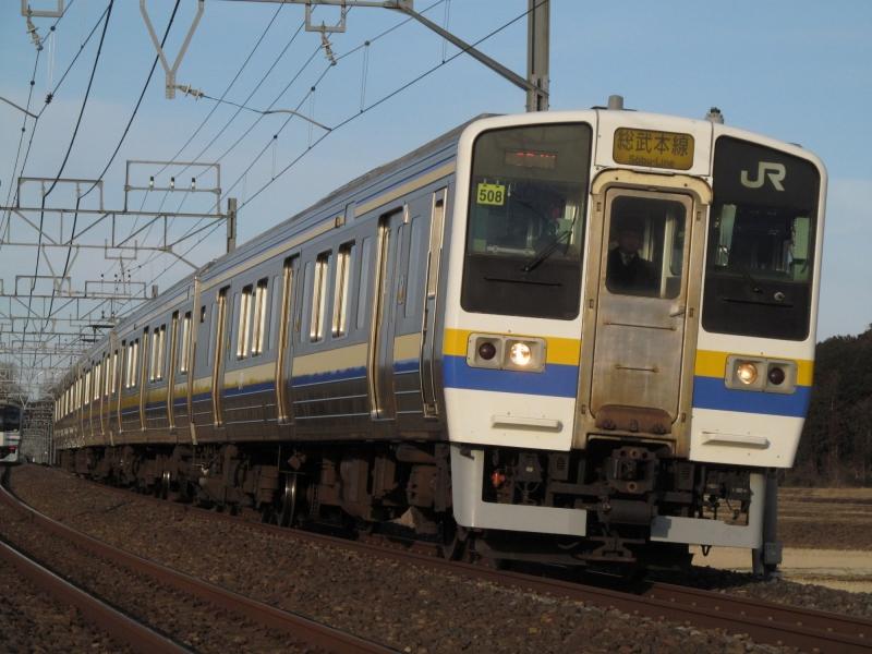 石川台の鉄活動日記-211monosaku1