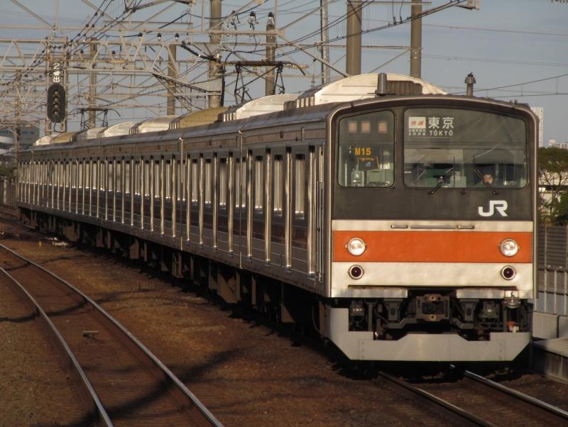 石川台の鉄活動日記-musashino205-5000