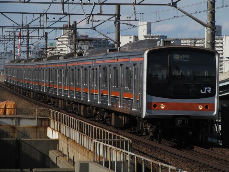 石川台の鉄活動日記-musashino205