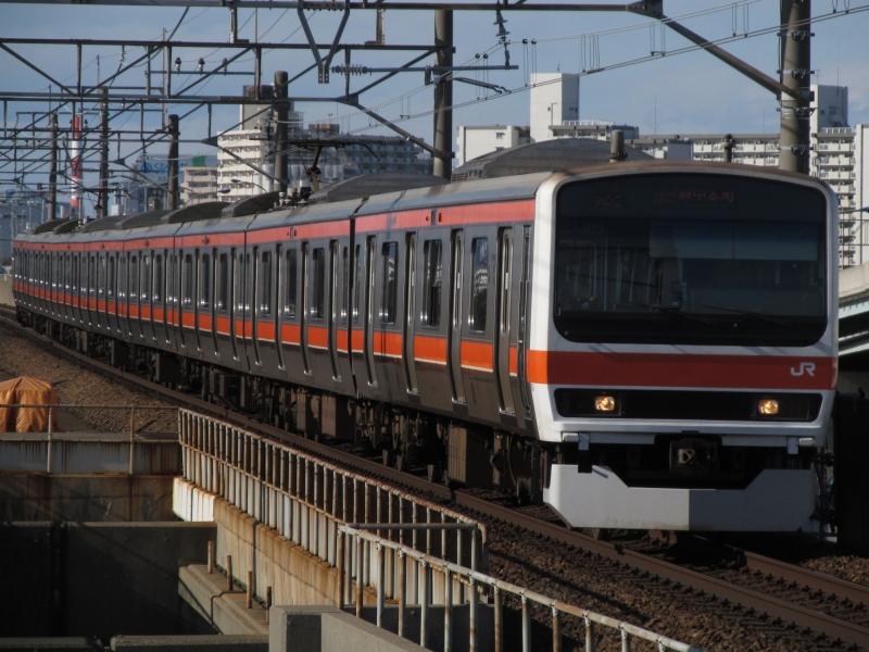 石川台の鉄活動日記-musashino209-500