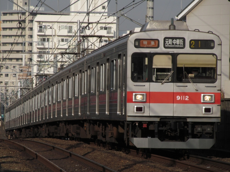 石川台の鉄活動日記-9012
