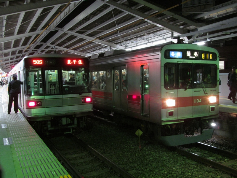 石川台の鉄活動日記-03&1000