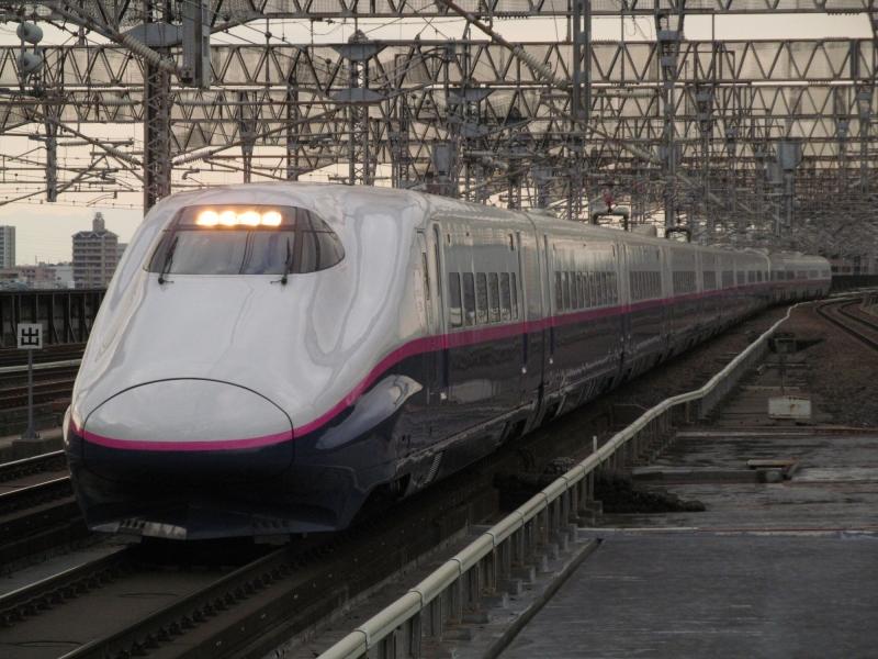 石川台の鉄活動日記-E2+E3
