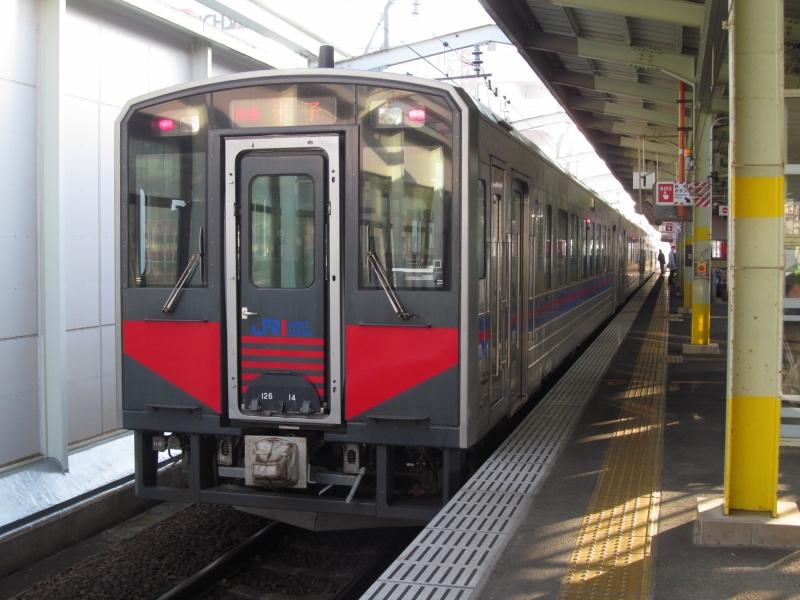 石川台の鉄活動日記-キハ126-14