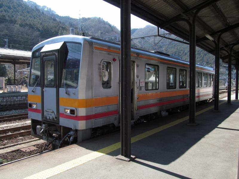 石川台の鉄活動日記-姫新線キハ120