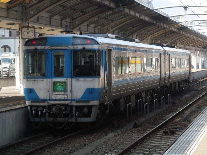 石川台の鉄活動日記-キハ185