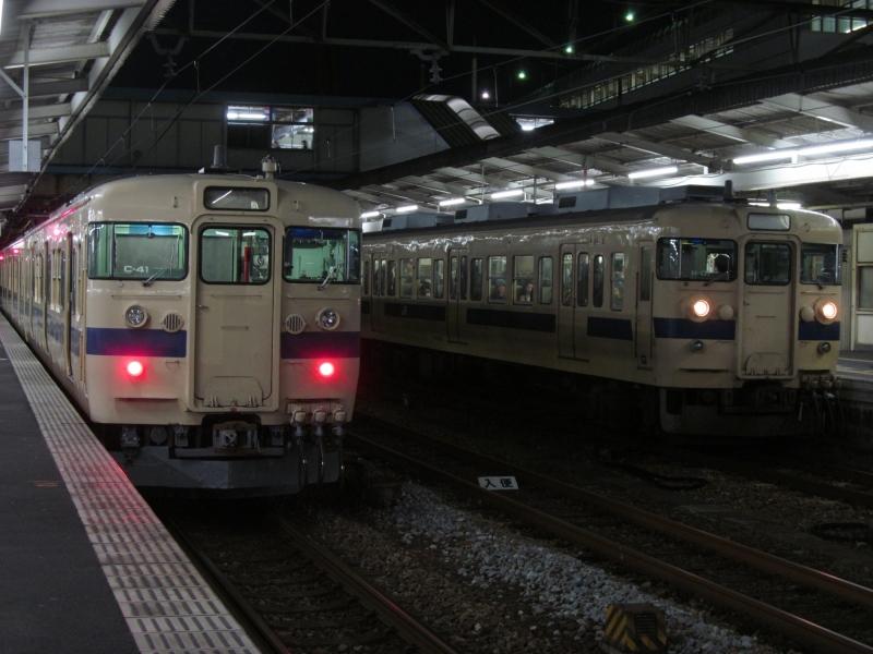 石川台の鉄活動日記-瀬戸内色並び
