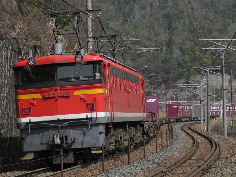 石川台の鉄活動日記-EF67-104