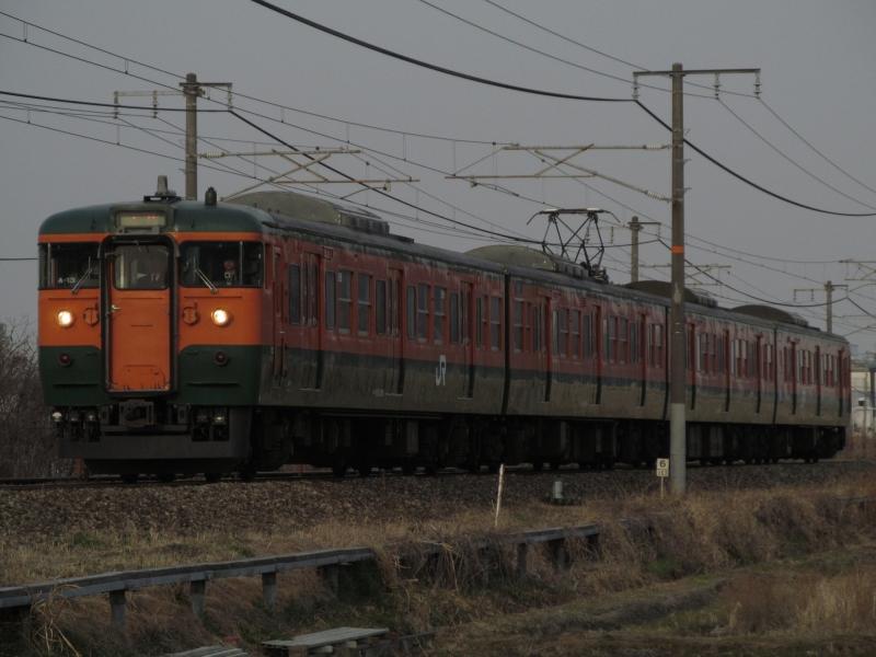 石川台の鉄活動日記-115湘南色