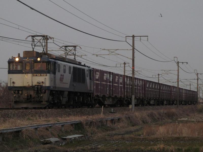 石川台の鉄活動日記-EF64-1010