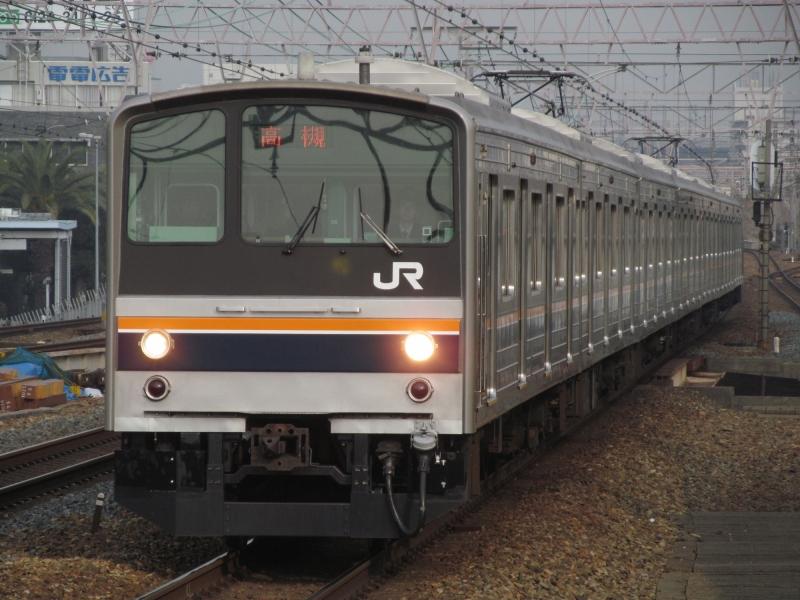 石川台の鉄活動日記-205-3*
