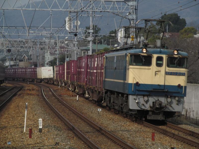 石川台の鉄活動日記-EF65-2121