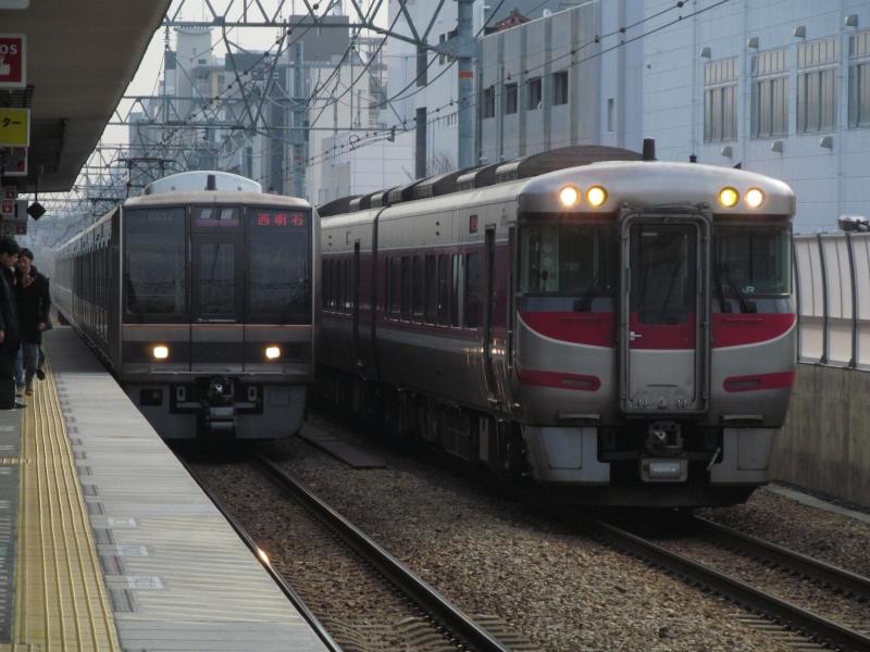 石川台の鉄活動日記-207 はまかぜ