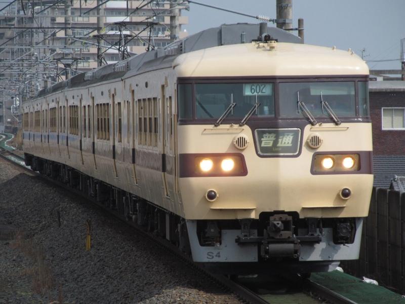 石川台の鉄活動日記-117一般色
