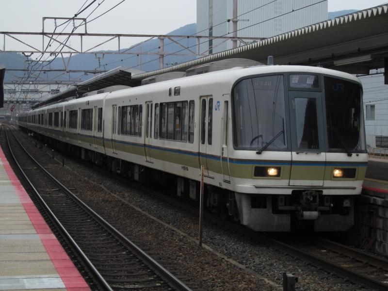石川台の鉄活動日記-221&223混結