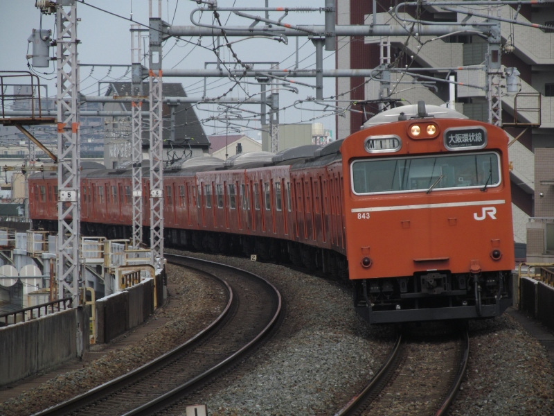 石川台の鉄活動日記-103環状線