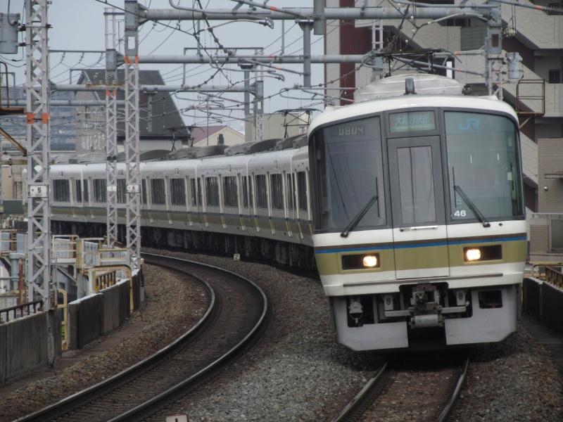 石川台の鉄活動日記-221環状線
