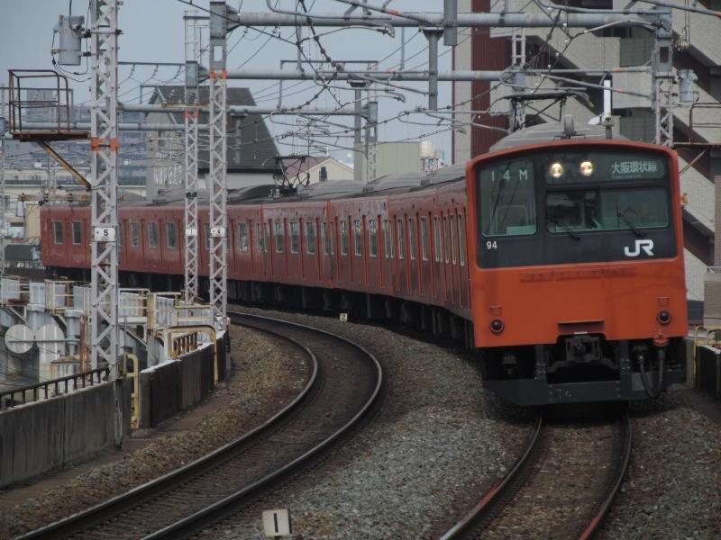 石川台の鉄活動日記-201環状線