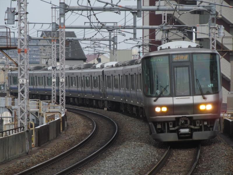 石川台の鉄活動日記-223-2500環状線