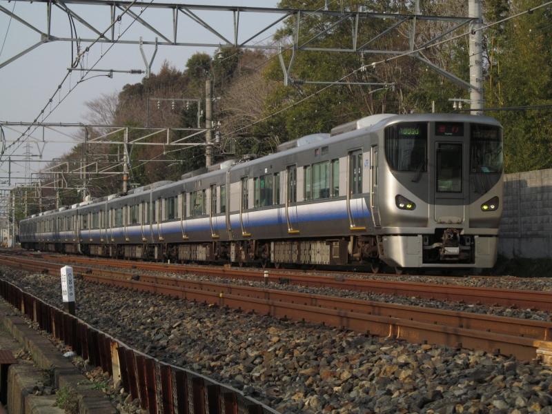 石川台の鉄活動日記-225-5000阪和線