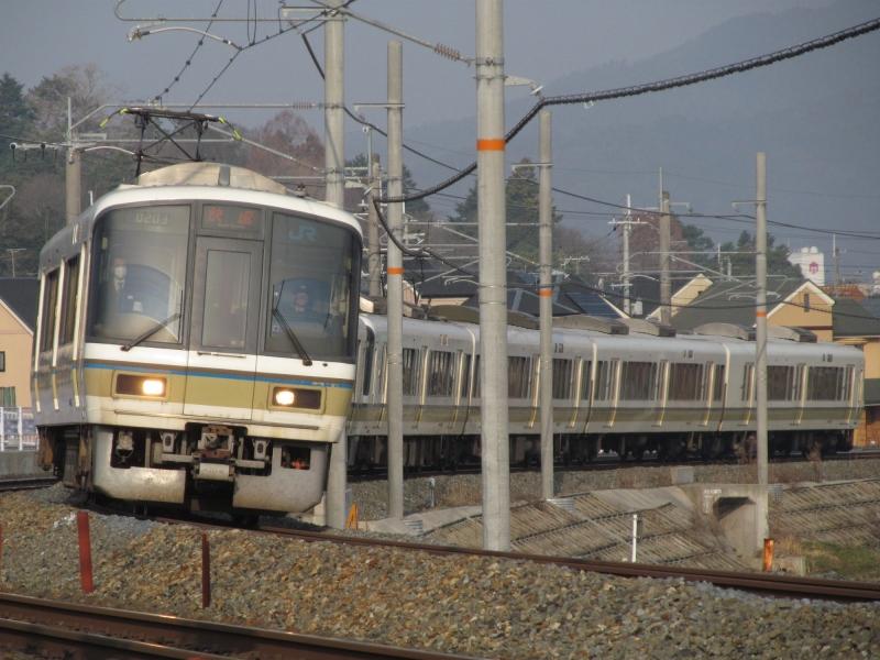 石川台の鉄活動日記-221山陰本線快速