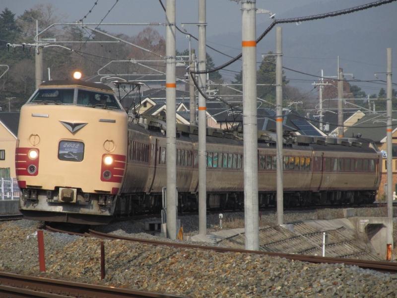 石川台の鉄活動日記-183きのさきB66