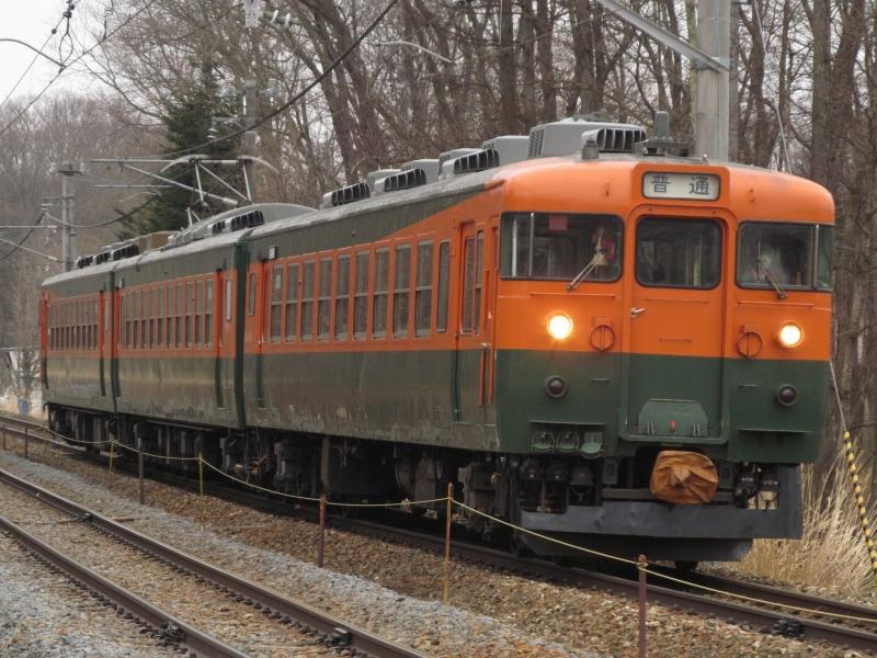 石川台の鉄活動日記-169 信濃追分付近 1