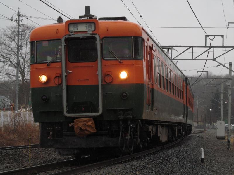 石川台の鉄活動日記-169 信濃追分付近 2