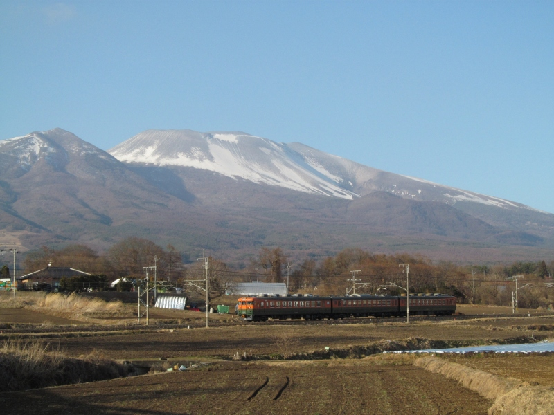 石川台の鉄活動日記-169 浅間2