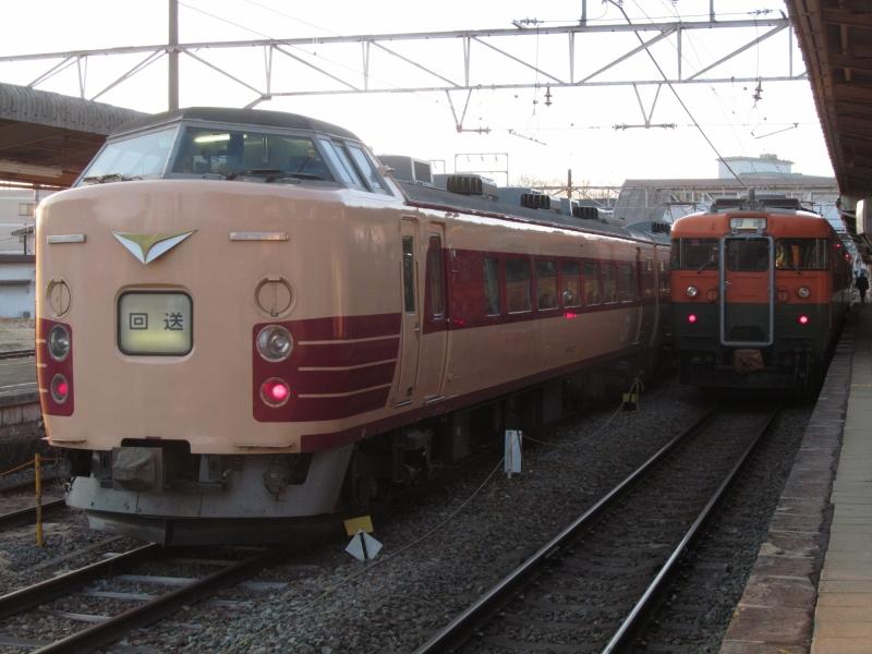 石川台の鉄活動日記-169&189