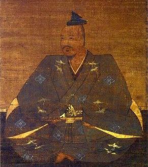 武田信玄像(高野山持明院蔵)