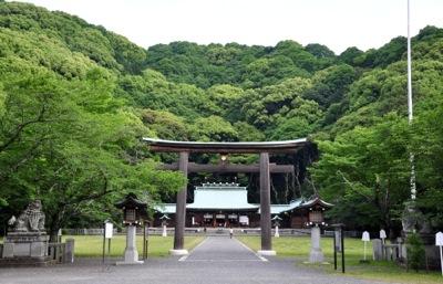 護国神社(静岡)