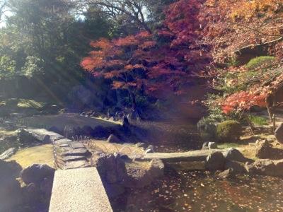 靖國神社神池2