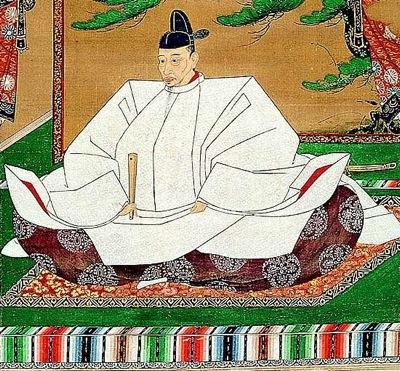 豊臣秀吉像(高台寺蔵)