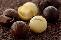 ゴルフボールショコラ