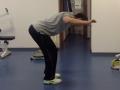 フライングバックトレーニング1